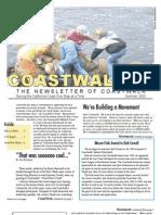 Coast Walker Newsletter, Summer 2005