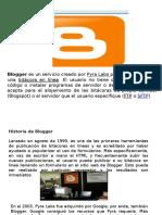 Utilidades de Blogger