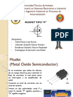 Mosfet Canal P