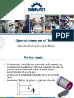 Operaciones en El Torneadoanthony Ventura