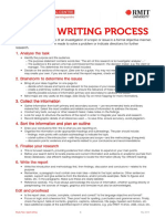 research report writing accessible 2015
