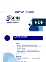 MATERI-Audit Internal Iso17025-Handout [Compatibility Mode]