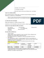 Clase 2 Diseño de Redes de Telecomunicaciones