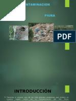 Contaminacion Piura