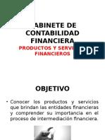 Sesion 02 - Productos y Servicios Financieros