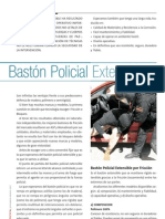 Baston Policial Extensible