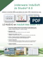 IWS80Datasheet Spanish