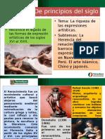 8. La Riqueza de Las Expresiones Artísticas.