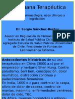 Marihuana Para Uso Medicinal - Sergio Sánchez