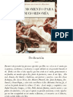 Mayordomia II
