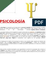 La Psicología (1)