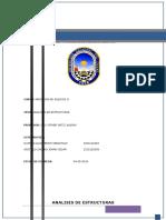 Solidos II - Estructuras