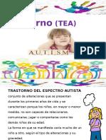 Trastorno Del Espectro Autista (TEA) Psicodiagnostico
