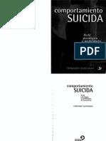 Comportamiento Suicida- Fernando Quintanar