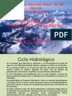 Semana 5 Ciclo Hidrológcio Precipitación