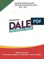 Programa Vocalía Laboral - Magdalena