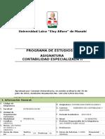 Sílabo Contabilidad Especializada 2 (1)