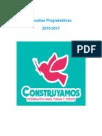 Programa Vocalía Programática Interculturalidad - Juan David