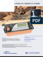GF Instruments ARES 5A