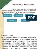 Clase 3 y 4 El Proceso Economico y La Prod