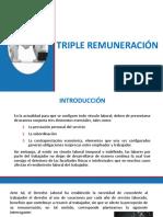 Diapos Triple Remuneracionn