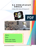Kd.3.9 Gejala Pemanasan Global
