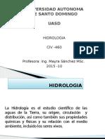 Presentacion Hidrologia Para Uasd