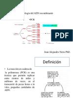 PCR 1, Microbiologia