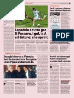 La Gazzetta dello Sport 08-06-2016 - Calcio Lega Pro