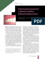 Enfermedad Periodontal y Diabetes Mellitus