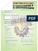 SUMA_DE_COEFICIENTES Y TÉRMINO INDEPENDIENTE