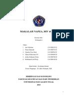 makalah tentang NAPZA (Kesehatan Mental)
