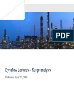 Lecture 12-06-2008 Surge Analysis by Dynaflow