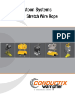 Catalog - Festoon Systems, C-Track-Stretch Wire