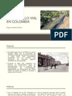 Unidad 6 Primeros Sistemas de Comunicación Vial - Sergio Luis Berrío Ramos