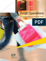 EY Retail Operations - Six Success Factors for a Tough Market