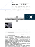 Mecanismos y Circuitos