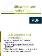 Basics of Classification