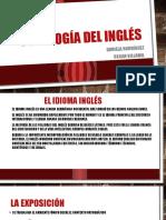 FONOLOGIA INGLES
