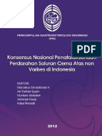 Konsensus Nasional Penatalaksanaan Perdarahan Saluran Cerna Atas Non Varises Di Indonesia FINAL DRAFT 10 Juni