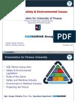 2015 Marine Safety & Environment
