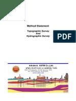 Method Statemet Survey