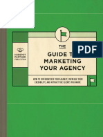 Guide to Marketing Your Agency