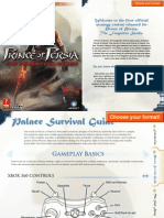 Prince of Persia Forgotten Sands Official Guide Preview