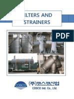 Catalog_COSCO Filter & Strainer