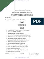 IT6503 Web Programming