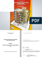 Earthquake Resistant Buildings From Reinforced Concrete Vol A