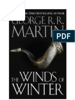 The Winds of Winter Released Chapters