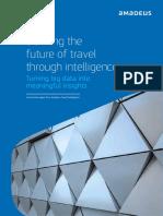 Defining the Future of Travel Through Intelligence