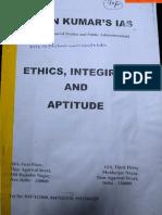 Ethics Aptitude Integrity Pavan Kumar IAS[Shashidthakur23.Wordpress.com]
